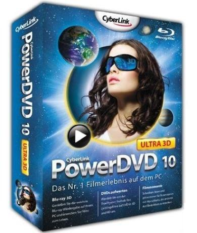 ciberlinc power dvd